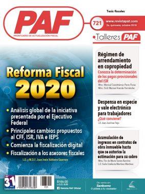 Revista PAF 721