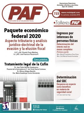 Portada PAF 723