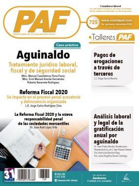 Portada PAF 725